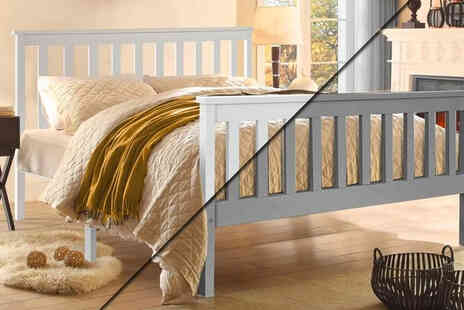 Buyerempire - Single bed frame - Save 65%