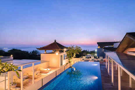 Weekender Breaks - A Bali, Indonesia hotel stay with return flights - Save 21%