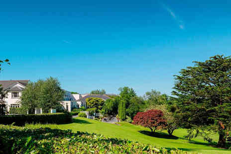 Nuremore Hotel and Country Club - A Monaghan stay for two with one course dining, breakfast - Save 54%