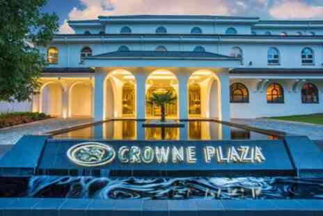 Crown Plaza Gerrads Cross - One Night Stay for Two with Breakfast - Save 0%