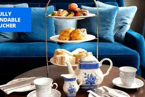 Bridge Street Townhouse - Chester afternoon tea for 2 - Save 50%