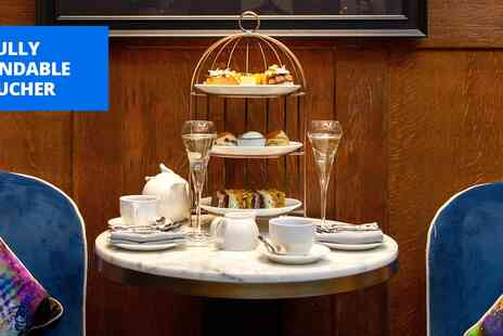 The Dixon - Afternoon tea with prosecco for 2 - Save 0%