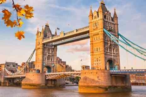 City Cruises - Afternoon Tea Cruise for Two - Save 30%