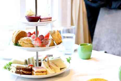 The Putney Tea Room - Traditional afternoon tea for two people - Save 52%