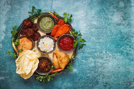 The Putney Tea Room - Indian themed afternoon tea for two - Save 59%