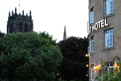 Wool Merchant Hotel - A Halifax, West Yorkshire stay for two people with breakfast - Save 38%