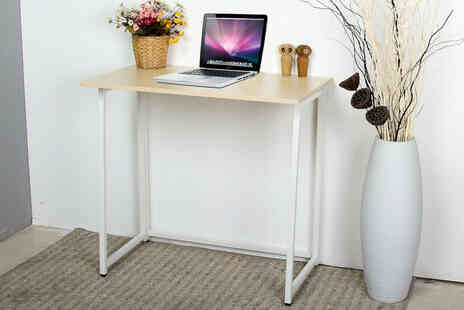 Neo Deals - Compact folding desk - Save 61%