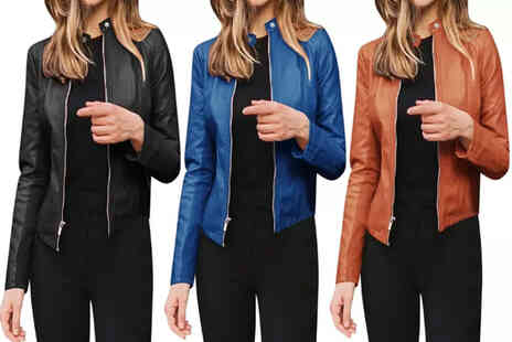 I Nod - Ladies long sleeve casual jacket - Save 64%