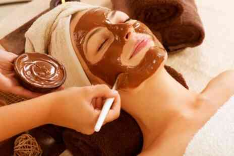 Wysteria Beauty - 30 Minute Womens Massage or 60 Minute Chocolate Facial - Save 29%