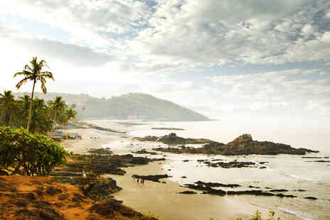 Weekender Breaks - A Goa, India hotel stay with breakfast and return flights - Save 47%