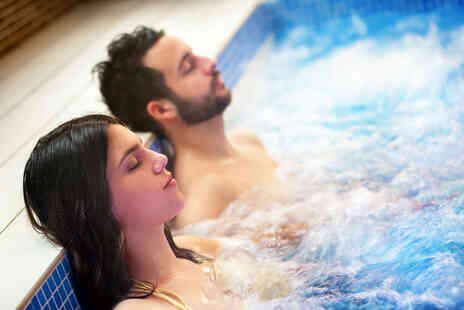 Mettyears Day Spa and Salon - 30 minute hydrotherapy pool access and an afternoon tea - Save 56%