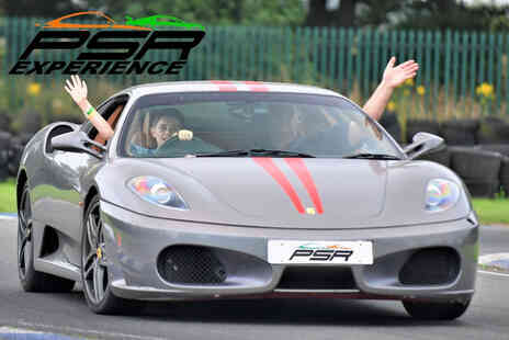 PSR Experience - Three lap sports or muscle Junior Driving Experience - Save 0%
