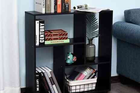 MHStar Uk - 5 unit grid bookcase - Save 26%