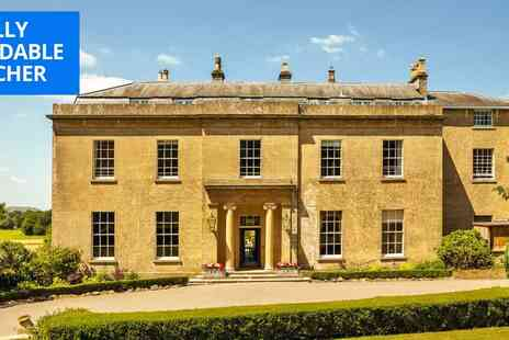 Bishopstrow House - Wiltshire spa day with treatments & cream tea - Save 46%
