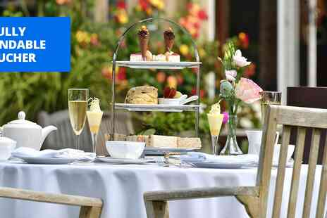 Goldsborough Hall - Afternoon tea for 2 with garden entry - Save 50%