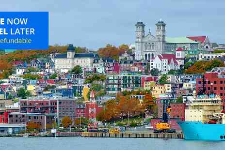 Sheraton Hotel Newfoundland - Stays in St. Johns including Parking & Harbour Views - Save 0%