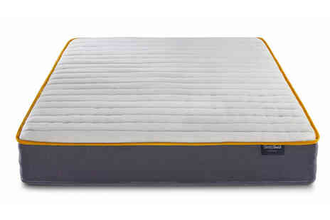 FTA Furnishing - Single 800 pocket sprung SleepSoul mattress - Save 46%