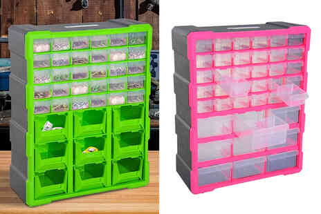 Mhstar - DIY storage drawer cabinet - Save 0%