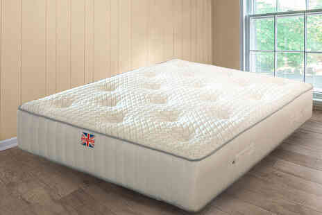 UKFurniture4u - Velocity pocket sprung mattress - Save 50%