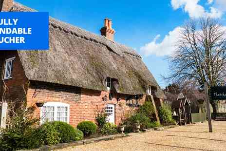 Thatched Cottage - 17th century New Forest cottage afternoon tea for 2 - Save 29%