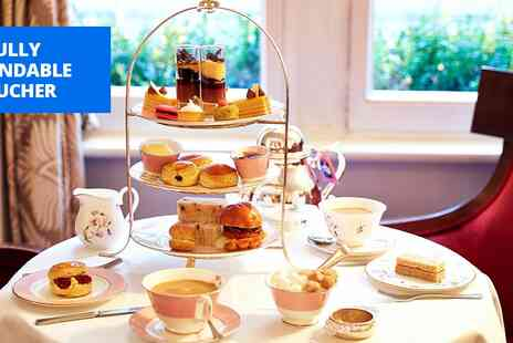 The Royal Horseguards - Afternoon tea & bubbly for 2 - Save 50%