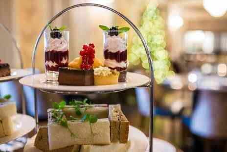 The Royal Station Hotel - Prosecco afternoon tea for two people - Save 33%