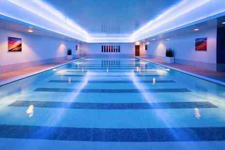 Mercure Sheffield St Pauls Hotel & Spa - Fire & Ice thermal spa experience for one person with two treatments - Save 53%