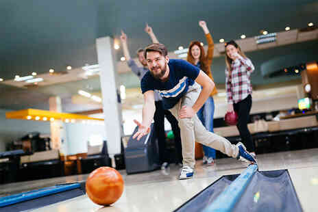 Sunderland Bowl - Two games of bowling for a group of up to four people including shoe hire - Save 75%