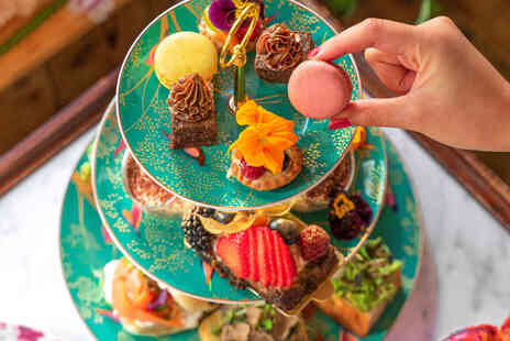 Double Shot - Traditional afternoon tea for two - Save 52%