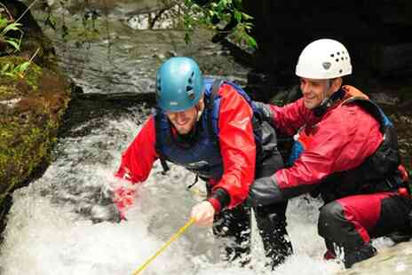 Parkwood Outdoors - Three hour Gorge adventure for two people - Save 0%