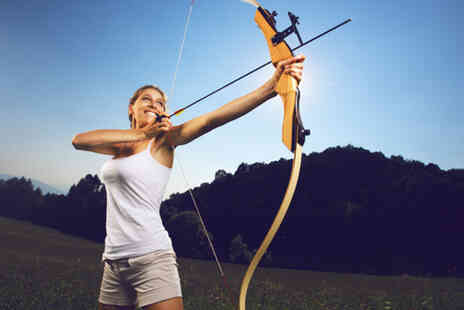 Parkwood Outdoors - Three hour archery experience for two people - Save 51%