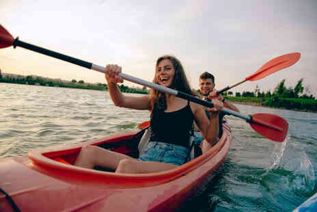 Parkwood Outdoors - Half day kayaking experience for two - Save 57%