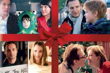 The Drive In at Troubadour Meridian Water - 50% Off tickets to see Love Actually - Save 50%