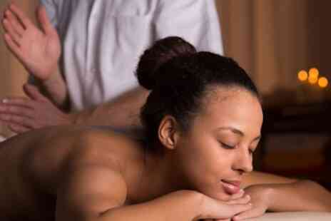 Salon 361 - 60 Minute Full Body Massage with Optional Standard or Hot Chocolate Facial - Save 20%