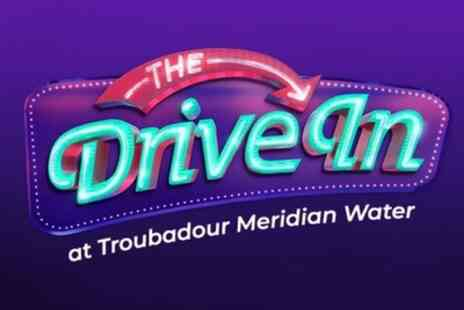 The Drive In at Troubadour Meridian Water - 50% Off tickets to see Elf - Save 50%
