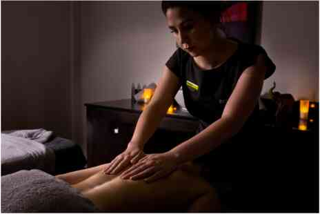 Bannatyne Health Club - Soothing Half Pamper Day with Deep Tissue Back Massage - Save 0%
