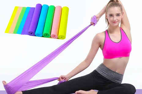 Pricebuster - 1.5m resistance exercise band - Save 0%