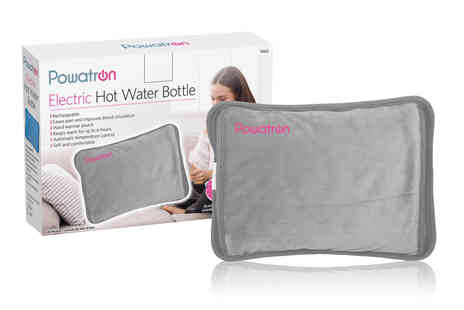 ViVo Technologies - Rechargeable hot water bottle - Save 50%
