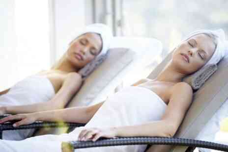 DoubleTree by Hilton Strathclyde - Spa Day, Two Treatments - Save 44%