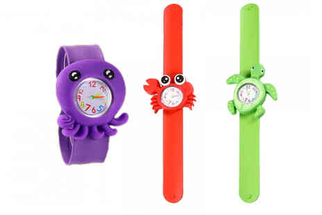 PinkPree - Childrens marine animal watch - Save 70%