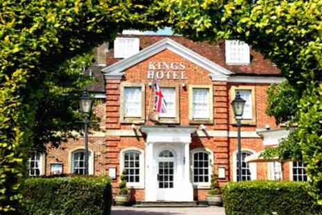 Kings Hotel - One Night for Two with Breakfast and Option for Dinner Credit - Save 0%