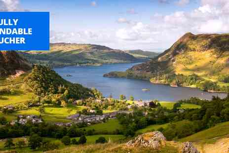 The Patterdale Hotel - Two nights Lake District stay with dinner & wine - Save 0%