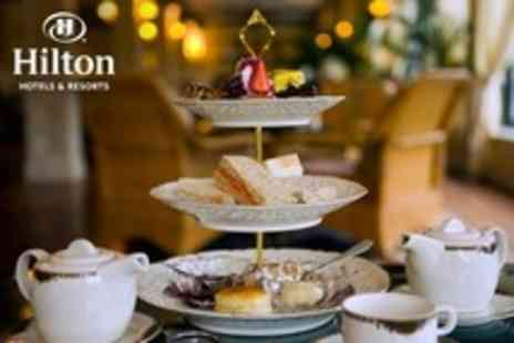 Hilton - Afternoon Tea For Two With Prosecco - Save 51%