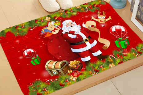 I Nod - Christmas door mat - Save 46%