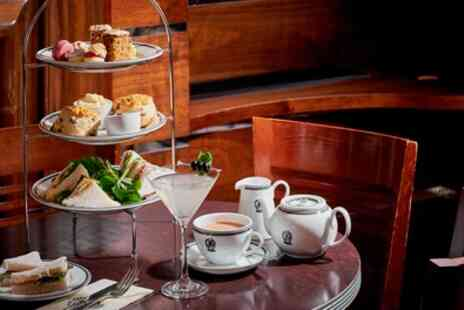 Centenary Lounge - Classic or Prosecco Afternoon Tea for Two - Save 40%