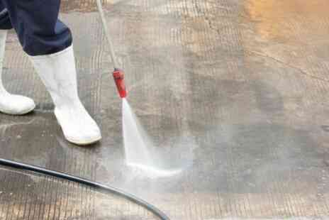 IB Cleaning - £60 Toward Gutter Cleaning, Window Cleaning and Pressure Washing - Save 50%