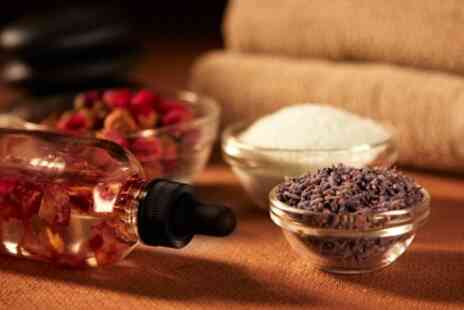 Roop Beauty Salon - 45 Minute Aromatherapy Massage - Save 32%