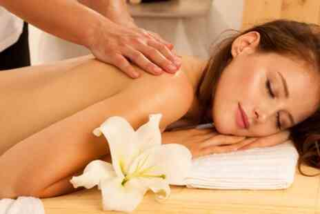 Beauty by Fabi - One Hour Full Body Massage or 30 Minute Massage with 30 Minute Facial - Save 34%