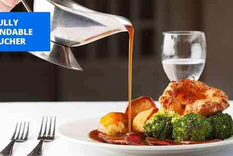 Nunsmere Hall Hotel - Sunday lunch & bubbly for 2 at Cheshire manor - Save 52%