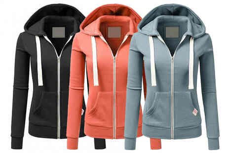 MBLogic - Womens casual hoodie - Save 80%